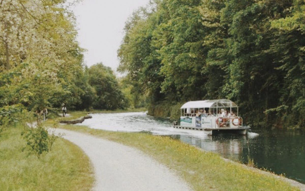 navigazione naviglio Parco del Ticino Funtanin bed and breakfast Milano
