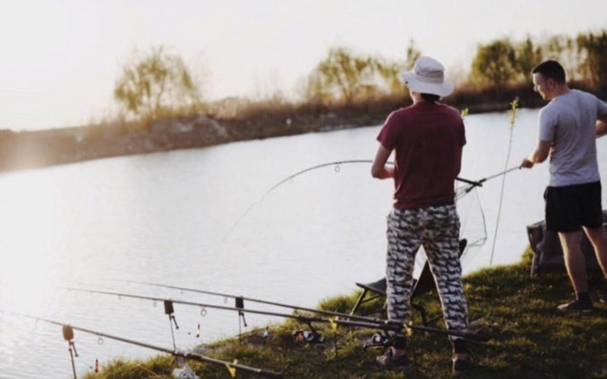 pescare a pochi passi da milano Funtanin