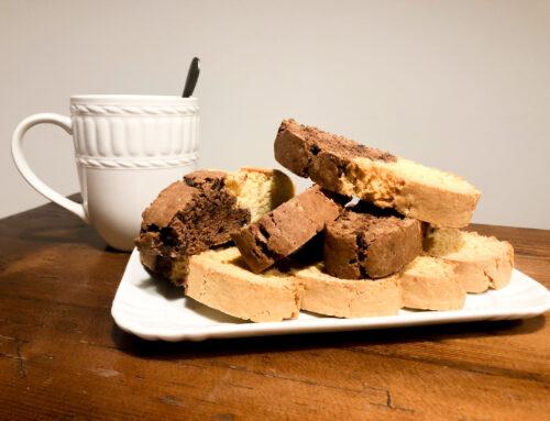 Biscotti da inzuppo – ricetta di Non pasta mai per Funtanin
