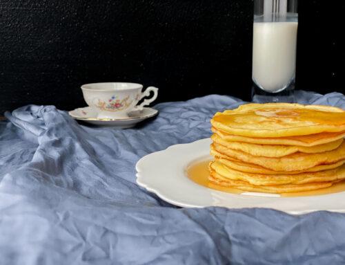 Ricette del Funtanin : pancakes