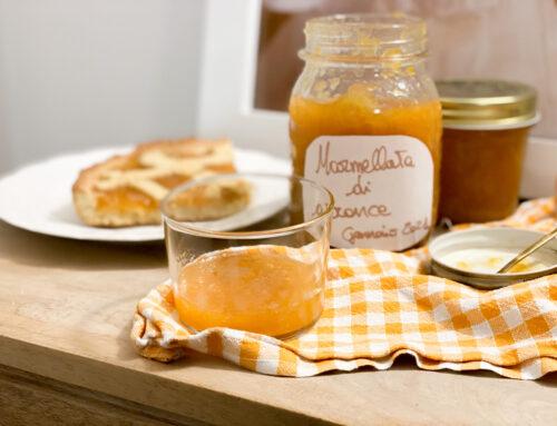 Marmellata di arance : ricette del Funtanin
