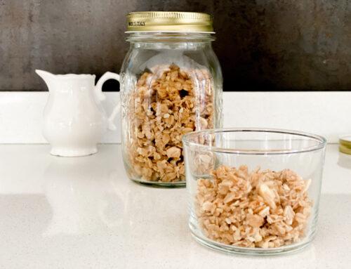 Granola : ricette del Funtanin